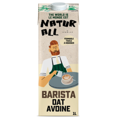 Natur All Barista Oat Drink