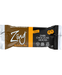 Zing Bars Dark Chocolate Mocha Nutrition Bars