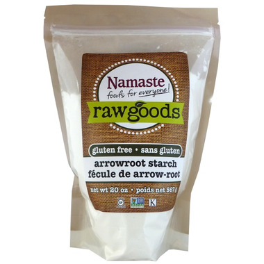 Namaste Foods Arrowroot Starch
