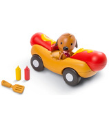 Sago Mini Harvey's Veggie Dog Car