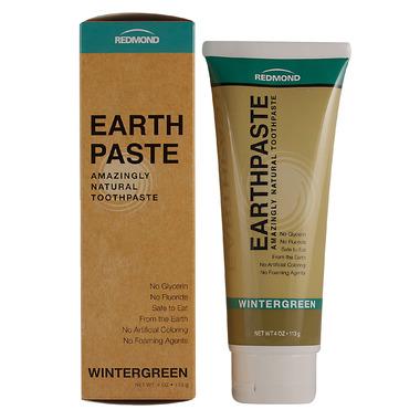 Redmond Earthpaste Wintergreen