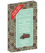 Galerie au Chocolat No Sugar Dark Chocolate Bark with Roasted Almonds