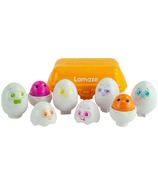 Lamaze Sort & Squeak Eggs