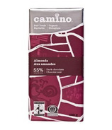 Camino Almond Dark Chocolate Bar