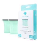 Junobie Reusable Breastmilk Storage Bags The Journey
