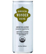 Kombucha Wonder Drink Green Tea & Lemon Can