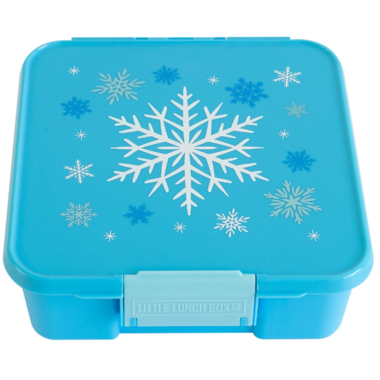 Little Lunch Box Co Bento Three Snowflake