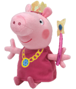 Ty x Peppa Pig Princess Peppa