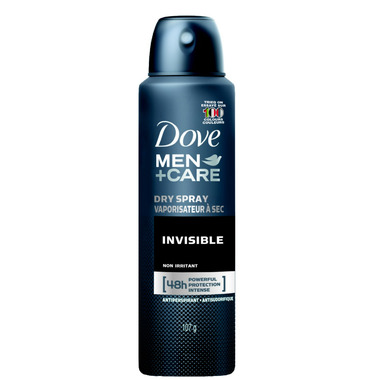 Dove Men+Care Invisible Antiperspirant Dry Spray