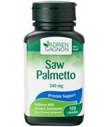 Adrien Gagnon Saw Palmetto 300 mg