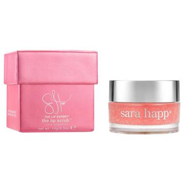 Sara Happ Sparkling Grapefruit Lip Scrub