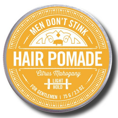 Walton Wood Farm Men Don\'t Stink Hair Pomade Light