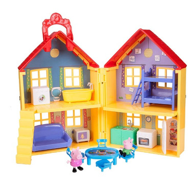 Peppa Pig Peppa\'s Deluxe Playhouse