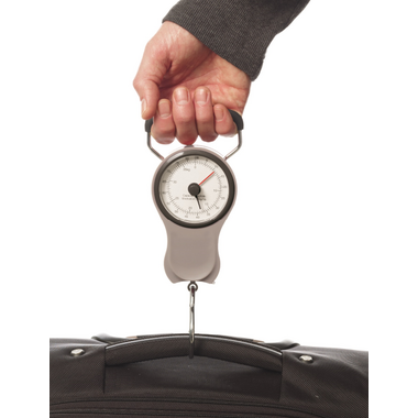Maple Leaf Travel Luggage Scale & Measuring Tape