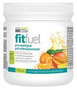 Prairie Naturals FITfuel Pre-Workout Citrus Mango
