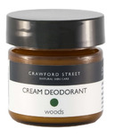 Crawford Street Woods Deodorant Cream