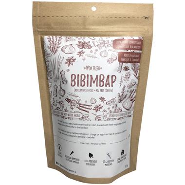 Wok Fresh Just-Add-Hot-Water Meals Bibimbap Korean Fried Rice