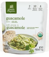 Simply Organic Guacamole Mix