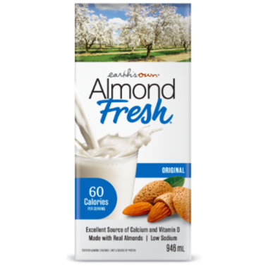 Earth\'s Own Almond Fresh Original