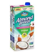Blue Diamond Almond Breeze Amande noix de coco non sucrée