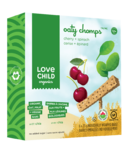 Love Child Organics Cherry and Spinach Oaty Chomps