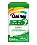 Centrum Multi + Probiotics Adult