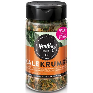 Healthy Crunch Kale Krumbs