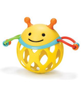 Skip Hop Explore & More Roll Around Rattle Roll Around Bee