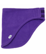Calikids Adjustable Neck Warmer Imperial Purple