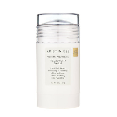 Kristin Ess Hair Anytime Anywhere Recovery Balm + Bun Cap