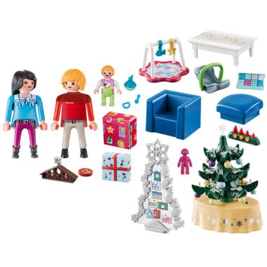 Playmobil Christmas Living Room