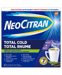 NeoCitran Total Cold Night Green Tea