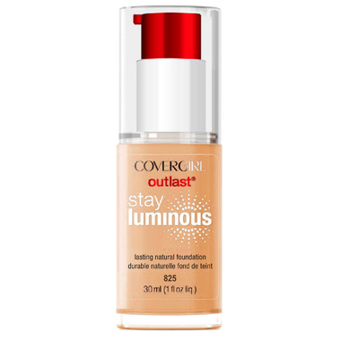 CoverGirl Outlast Stay Luminous Foundation Buff Beige (825)