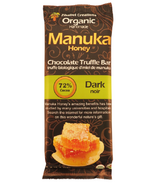 ZibaDel Creations Manuka Honey 72% Chocolate