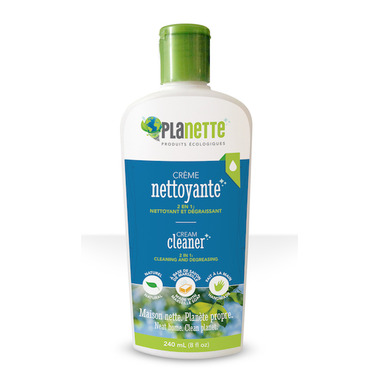 Planette Ecofriendly Products Cream Cleaner