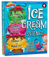 Scientific Explorer Ice Cream Science