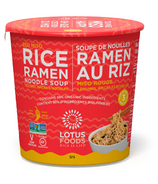 Lotus Foods Red Miso Ramen Soup Cup