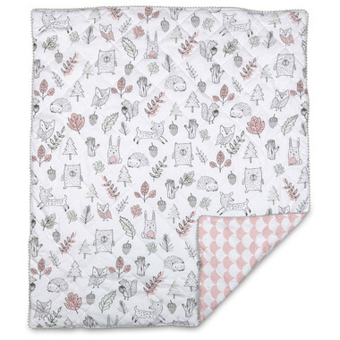 Lolli Living Baby & Toddler Quilted Comforter Kayden Woodlands