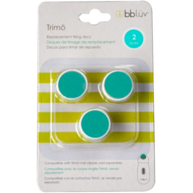 bbluv Trimo Replacement Filing Discs Step 2 (3-6m)