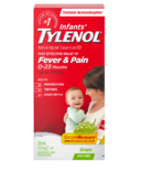 Tylenol Infants' Acetaminophen Suspension Concentrated Drops