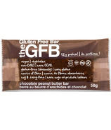 The GFB Gluten Free Bar Chocolate Peanut Butter