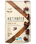 Living Intentions Superfood Nut Blends Dark Cacao