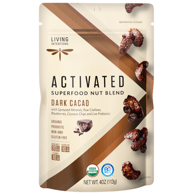 Living Intentions Superfood Nut Blends
