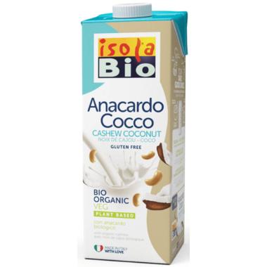 Isola Bio Cashew Coconut Beverage
