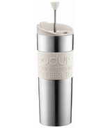 Bodum Travel Press Coffee Maker White