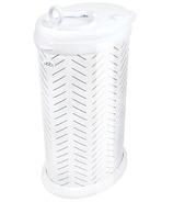 Ubbi Steel Diaper Pail Herringbone