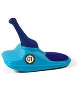 Traîneau à neige Zipfy Classic Bleu