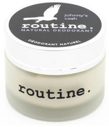 Routine De-Odor-Cream Natural Deodorant in Johnny's Cash Scent