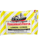 Fisherman's Friend Sugar Free Lemon Lozenges