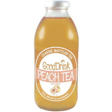 GoodDrink Peach Tea with Apple